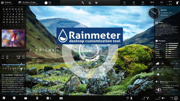 Rainmeter Offline Installer Download